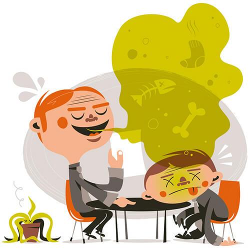 Bật mí: Cách chữa hôi miệng nhanh không phải ai cũng biết! 1
