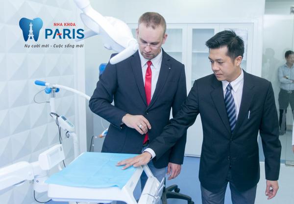 Nha khoa Paris - Trung tâm thẩm mỹ răng tiêu chuẩn Pháp uy tín 3
