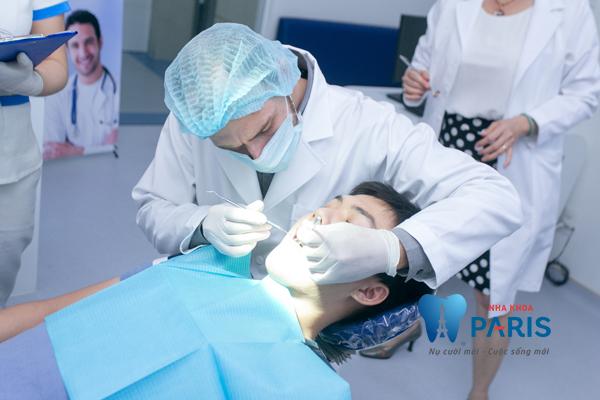 Nha khoa Paris - Trung tâm thẩm mỹ răng tiêu chuẩn Pháp uy tín 4