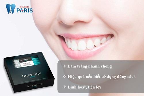 Thuốc tẩy trắng răng tại nhà NiteWhite có thực sự hiệu quả ? 2