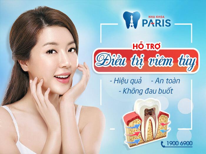Chữa viêm tủy răng, lấy viêm tủy răng hết bao nhiêu tiền ? 2
