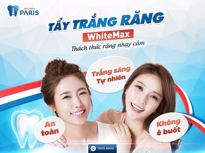 Quy trình tẩy trắng răng như thế nào với công nghệ WhiteMax? 4