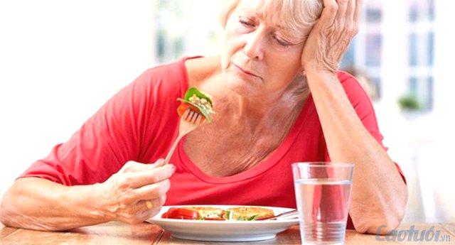 Thông tin A - Z về chứng khô miệng ở người cao tuổi cần chữa kịp thời 3