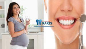 Áp xe chân răng khi mang bầu có nguy hiểm không?