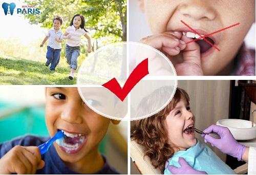 Răng cấm có thay lại không sau khi mọc 1 lần? 4