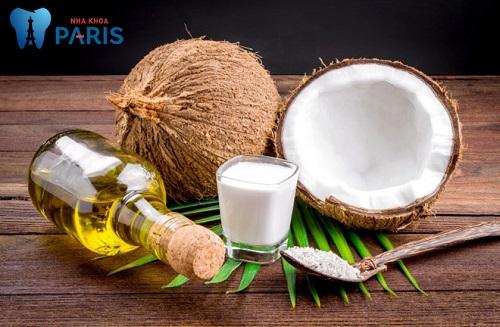 3 Cách trị hôi miệng bằng Dầu Dừa tại nhà hiệu quả SIÊU NHANH 1