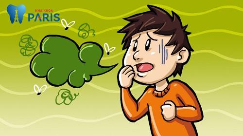 Vì sao bị hôi miệng khi đói & cách khắc phục hiệu quả ? 1