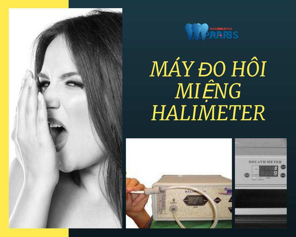 Máy đo hôi miệng Halimeter sử dụng thế nào? Chuyên gia giải đáp 1