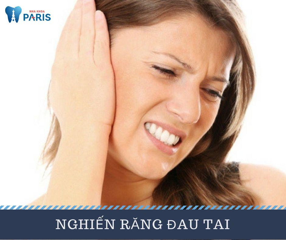 Nghiến răng đau tai là bệnh gì? Có những cách nào để điều trị? 1