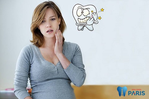 Cần tìm kiếm các cách chữa sâu răng cho bà bầu từ sớm, tránh biến chứng xấu